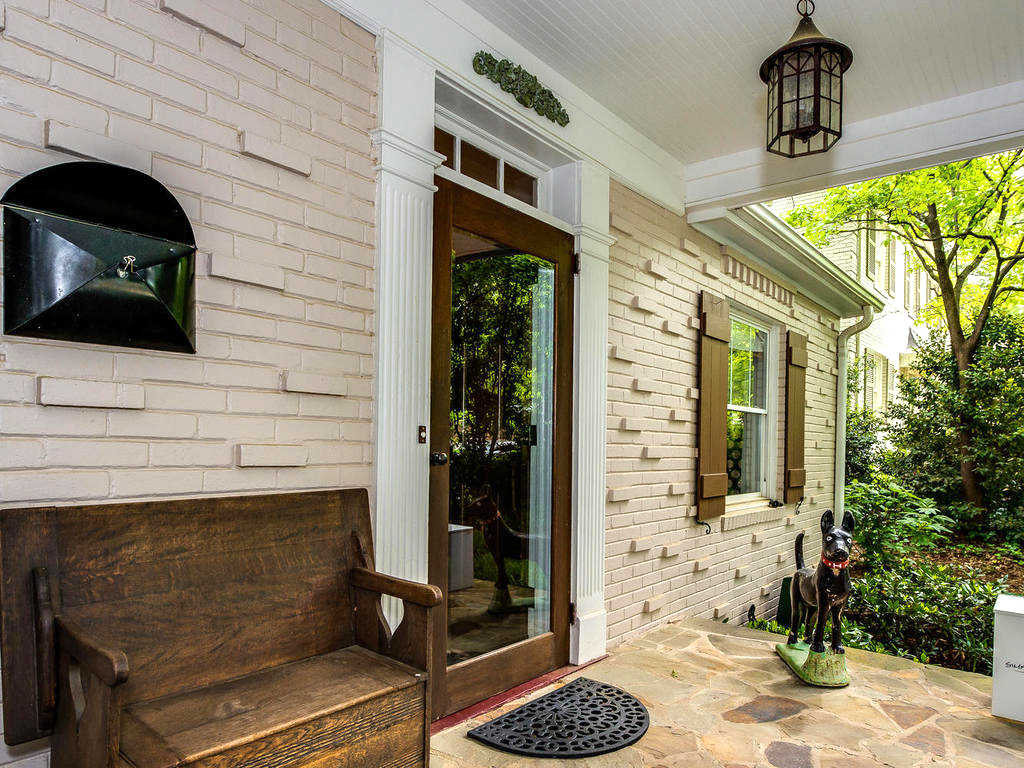 Stunning Front Door - 222 Tranquil Court - Charlotte, NC